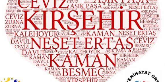 Yenihayat Ortaokulu Bir Başkadır Benim Memleketim Kırşehir  afiş  tTasarımımız
