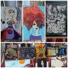 Mersin Yenişehir Pirireis Ortaokulu resim sergisini açtı