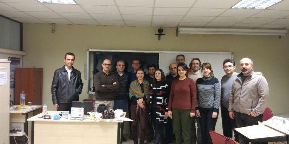 Fatih Projesi Bilişim Teknolojileri Rehber Öğretmenliği Kursu
