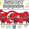 Ülkemi seviyorum türküleriyle büyüyorum