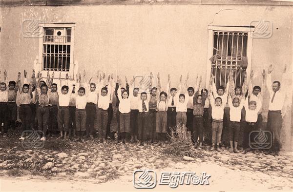 Beden eğitimi dersi 1926