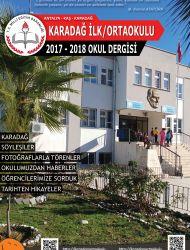 Karadağ İlk/Ortaokulu Okul Dergisi