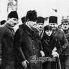 Atatürk, Konya'da, 1923