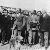 Atatürk, Ulus Meydanında, 1925