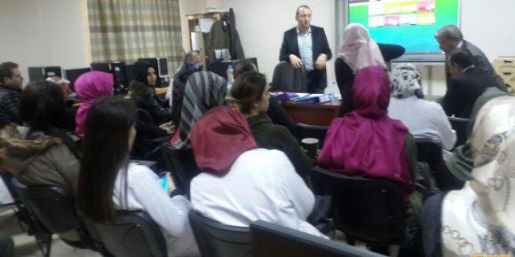 EBA Bilgilendirme, Fatih Projesi ve Etkileşimli Tahta Kullanım toplantısı