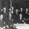 Atatürk, Çay Ziyafetinde, 1929