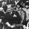 Atatürk, Ankara Palas'ta, 1929