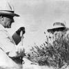 Atatürk, Çiftlikte, 1929