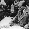 Atatürk, Harp Akademileri Tatbikatında, 1936