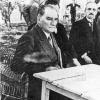 Atatürk, Florya'da, 1937
