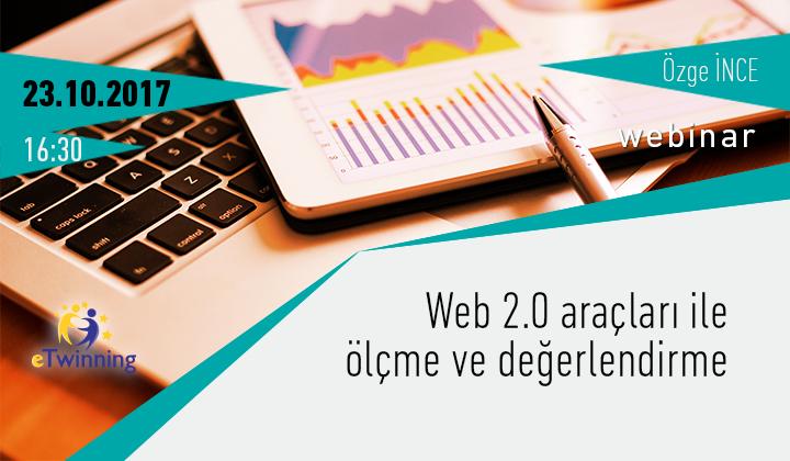 Web 2.0 Araçları ile Ölçme-Değerlendirme Webinar