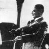Atatürk, Çubuk Barajı'nda