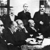 Atatürk, Balkan Paktı Başvekilleri İle, 1934
