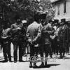 Atatürk, Cepheye Hareket Ederken