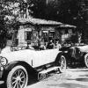 Atatürk, Çiftliğe  Giderken, 1925