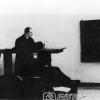 Atatürk, İzmir Erkek Lisesinde, 1931