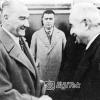 Atatürk, İsmet İnönü İle, 1938