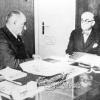 Atatürk, İçişleri Bakanlığı Toplantısında, 1938