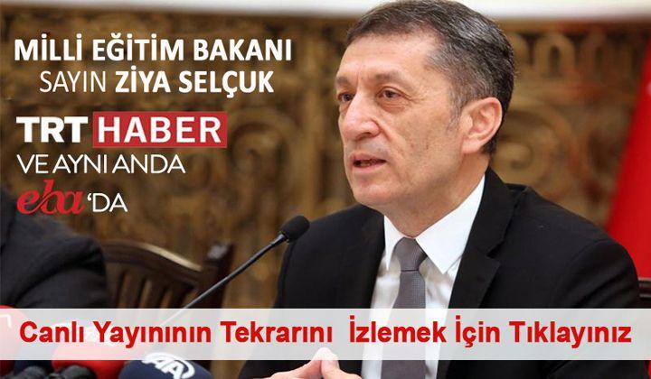 Sayın Bakanımız Ziya SELÇUK'un 2018-2019 Eğitim Öğretim Yılı Açılış Konuşması.