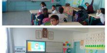 Valiler İlkokulu Türkiye bağımlılıkla mücadele eğitimi