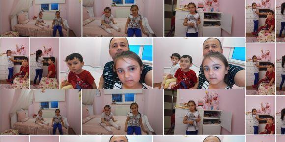 İpek Beren'i ziyaret