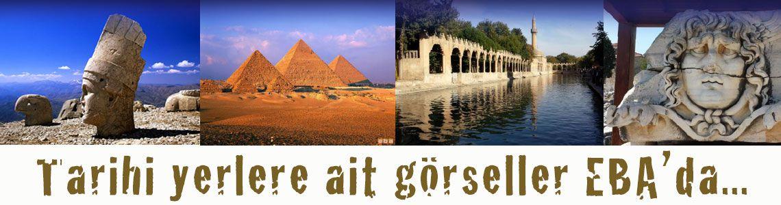 Tarihi yerlere ait görseller