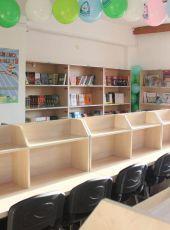 Kütüphane Açılışı