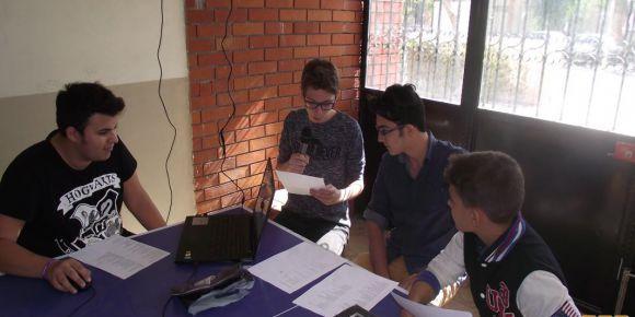 Okul radyomuz ANKA ilk canlı yayın haftasını tamamladı