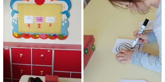 Yunuskent Anaokulu Dürüstlük Sınıfı 'Hayat Bir Oyundur' projesi için logosunu seçti