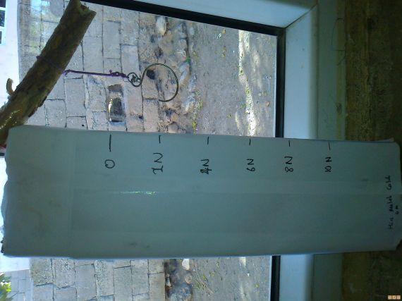 Dinamometre yapımı
