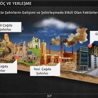 Şehirleşme Göç ve Sanayi İlişkisi
