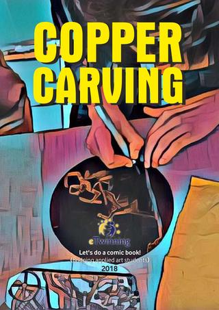 Copper Carving comic book