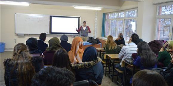 Etkileşimli tahta kullanımı ve EBA'nın tanıtımı semineri