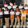 Darıca Süreyya Yalçın Ortaokulu öğrencileri  kodluyor