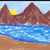 Doğa, Nature, Mountain, Dağlar, Deniz, Sea