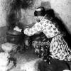Ağrı Yemek Pişiren Kadın