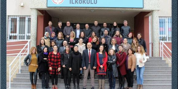 İzmir Buca Hüseyin Avni Ateşoğlu İlkokulu Erasmus+ projesiyle geleceğe doğru yol alıyor