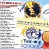 """Okulumuz """"eTwinning okulu etiketi"""" ödülü kazandı..."""