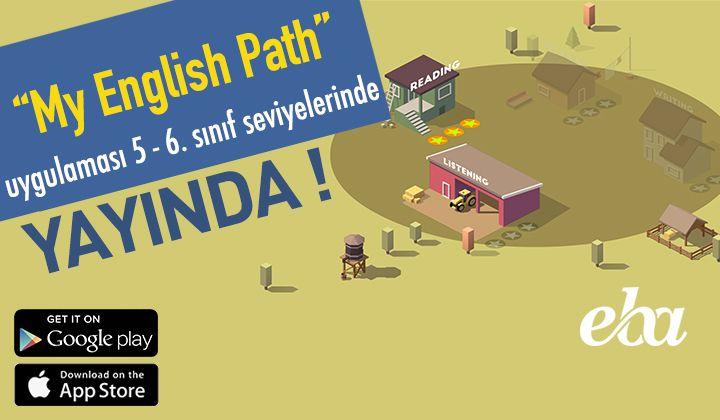 My English Path 5 ve 6.seviyeleri