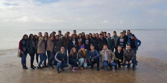 Didim Anadolu Lisesi Tuz Gölü gezisi