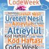 Kodlama Haftası etkinliği Europe Code Week Events 2017