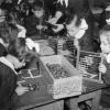İstanbul, Barbaros İlkokulu, 1952