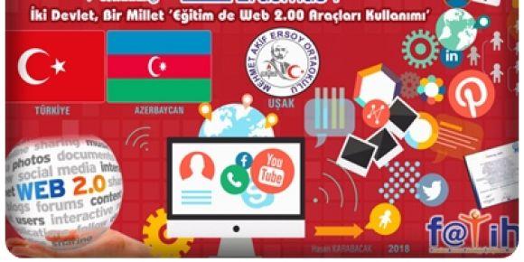 İki Devlet Bir Millet 'Eğitim de web 2.00 araçları kullanımı etwinning projesi