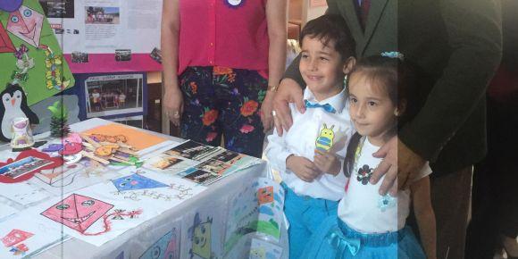 Hakkı Tatoğlu İlkokulu Antalya  eTwinning İl Çalıştayı'nda