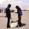 Ağrı Gürbulak Türk İran Gümrük Kapısı