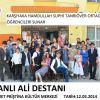 Karşıyaka Hamdullah Suphi Tanrıöver Ortaokulu 'Keşanlı Ali Destanı'  Tiyatro Gösterisi