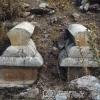 Ağrı İshak Paşa Sarayı Mezarlar
