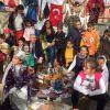 Cumhuriyet İlkokulu Yerli Malı Haftası kutlaması