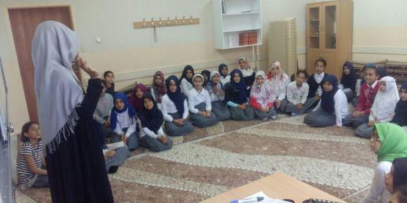 Öğrenci mescit buluşmasında Enes Bin Malik konuşuldu