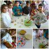 Aydın Didim Mahir Özgür Damar İlkokulu kelebekler sabun yapıyor